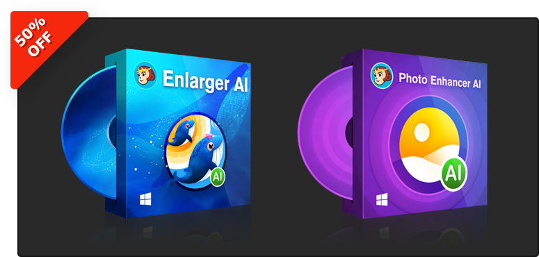 Enlarger AI & Photo Enhancer AI Discount Coupon