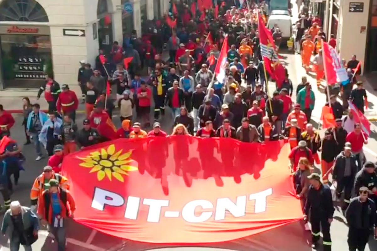 PIT-CNT sale a marcar la cancha en defensa de las urgencias de la gente junto a la Intersocial