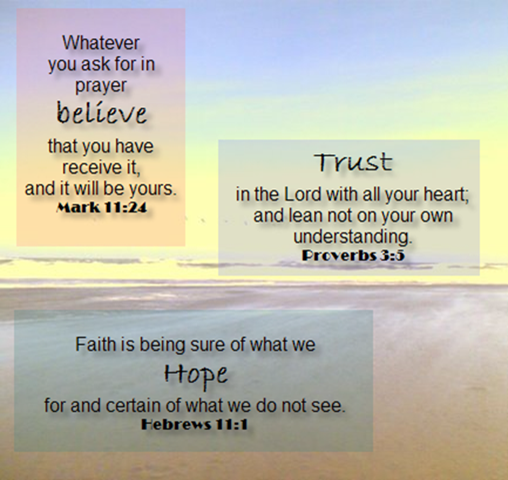 Image result for bible verses on hope and strength