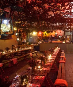 The Art of Dining presents 'Gone Camping'