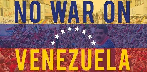 Hand off Venezuela
