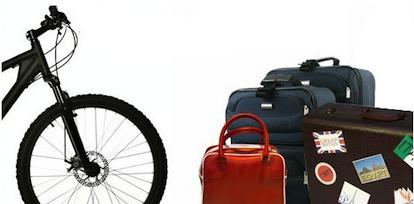 transporte maletas en el camino de Santiago