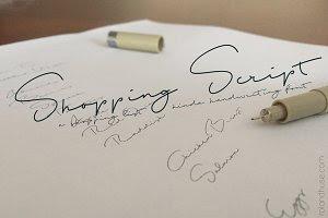 Shopping Script