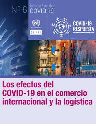 Los efectos del COVID-19 en el comercio internacional