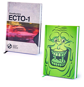 GHOSTBUSTERS JOURNALS