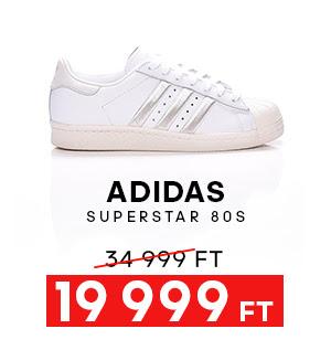 Nyári vásár – ADIDAS ORIGINALS SUPERSTAR 80S