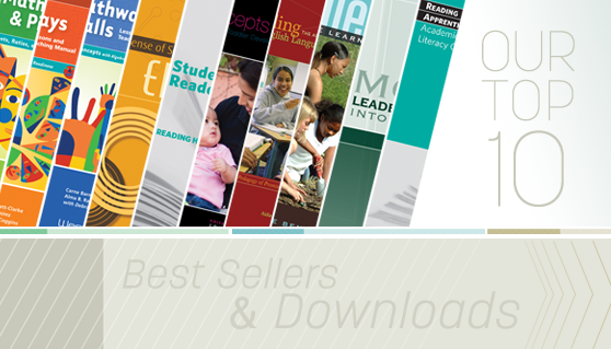 WestEd's Top Ten Bestsellers