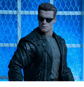 Terminator 2: Judgement Day Ultimate T-800 Figure