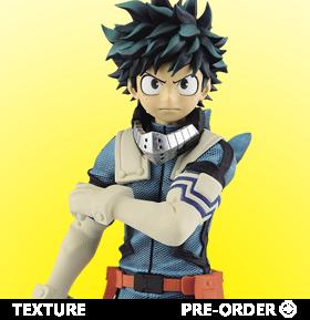 My Hero Academia Texture Vol.4 Izuku Midoriya