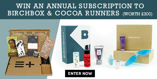 Enter to win a year of beauty and chocolate!