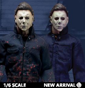 Halloween Michael Myers 1/6 Scale Figure