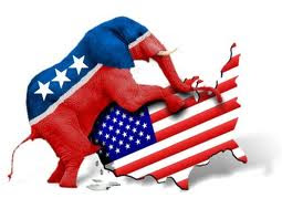 GOP - HUMPING AMERICA