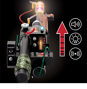 Ghostbusters: Afterlife Plasma Series Spenglers Neutrona Wand
