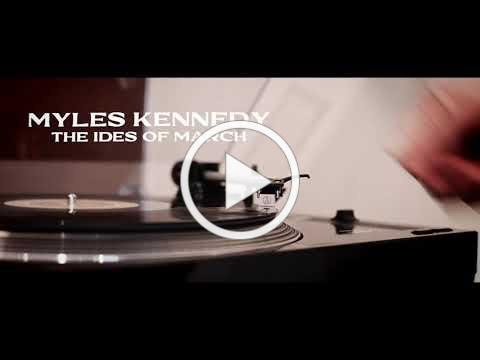 "Myles Kennedy: ""The Ides of March"" (OFFICIAL VIDEO)"
