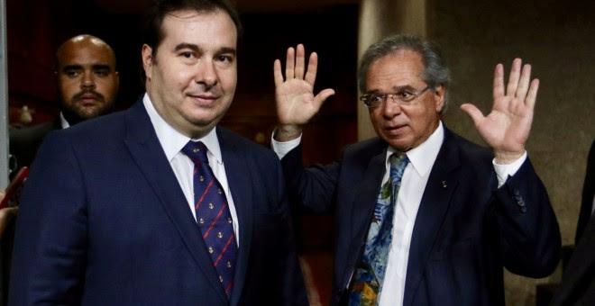 Bolsonaro ha aprovechado la semana de la huelga para participar en un encuentro empresarial con la principal patronal del país, la Federación de Industrias del Estado de São Paulo (FIESP). Rovena Rosa