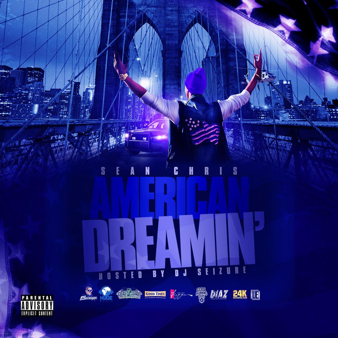 American Dreamin Cover