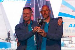 J/111 Xcentric Ripper- North Sea winners- Robin Verhoef & John van der Starre
