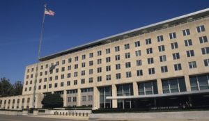 US State Department deletes the Palestinian Authority from the list of countries and areas on its website