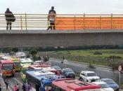 Los transportistas, la mayoría informales, también demandan ser incluidos en el sistema público.