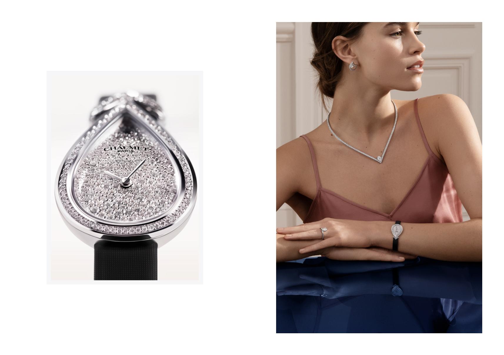 8902972a 5464 4f6b 81a2 5421df8543f3 - Joséphine: Emperatriz de estilo, la nueva colección de Chaumet