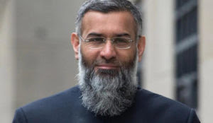 "UK: jihadist ""guru"" Anjem Choudary back on the streets"