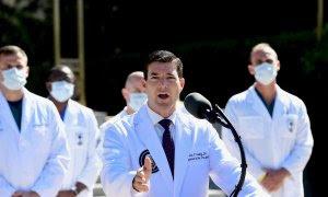 Médicos Trump