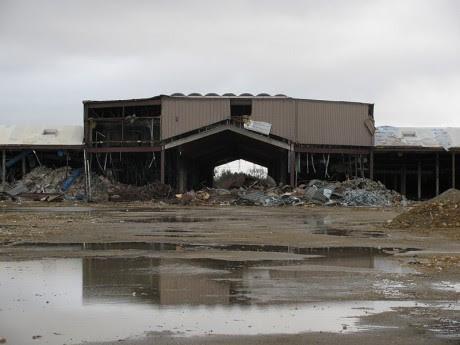 Abandoned Shopping Mall - Photo by Jeff Tank