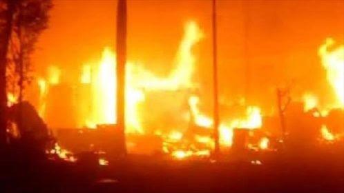 TERRORISMO ISRAELÍ: Colonos israelíes incendian casa de una familia en Cisjordania