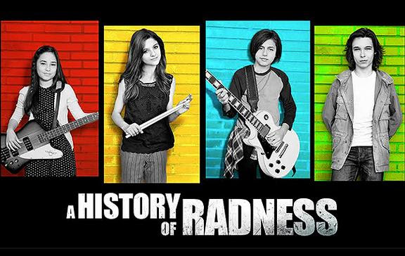 Radness Cast