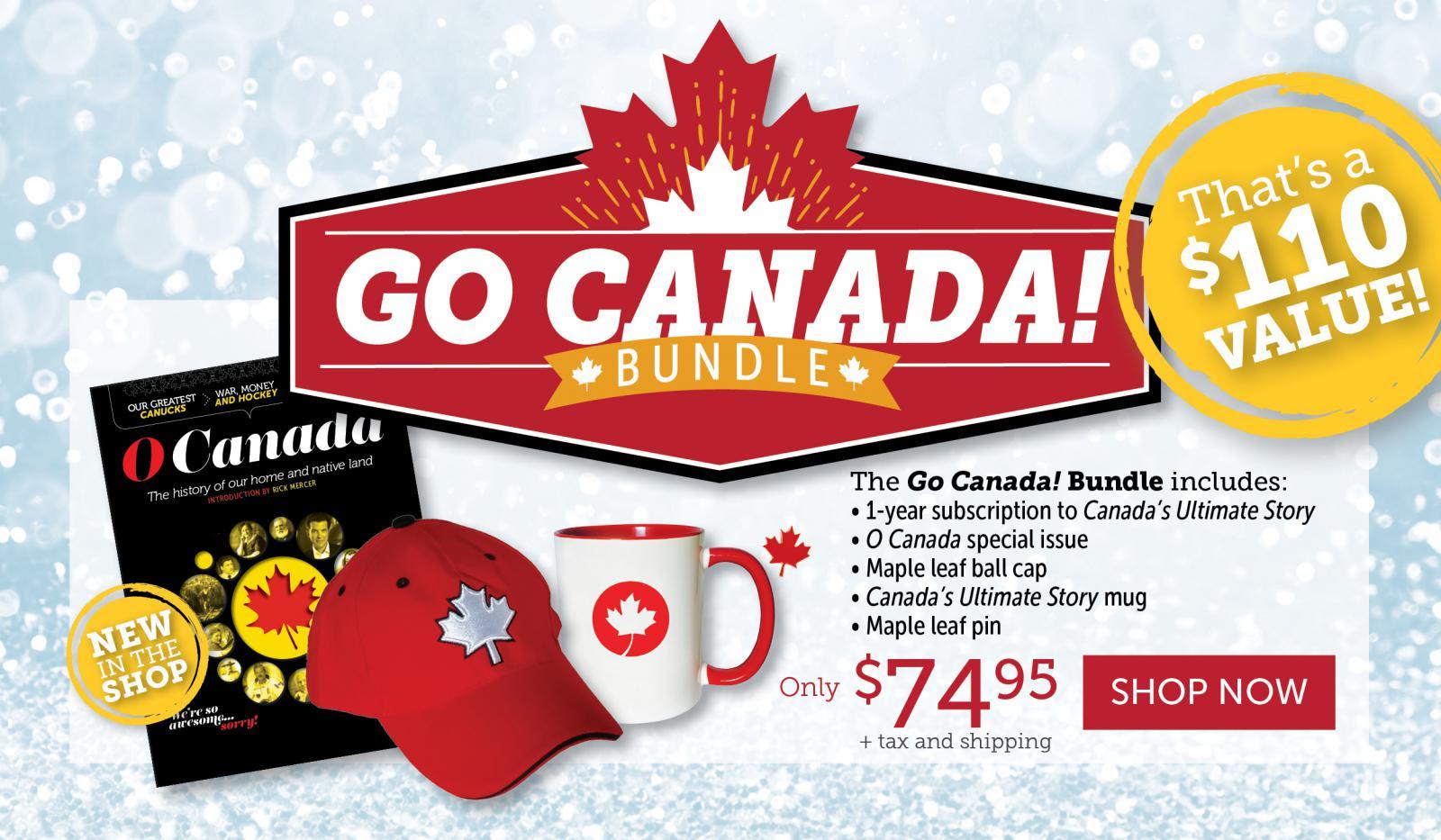 Go Canada Bundle!