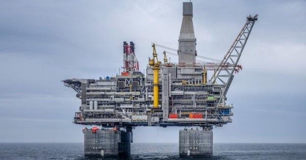 нефтяная платформа Беркут