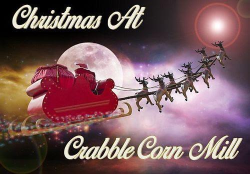 Crabble Corn Mill - Christmas 2018