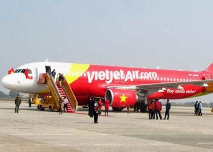 dọa bom, máy bay, VietjetAir, hàng không, Cục hàng không