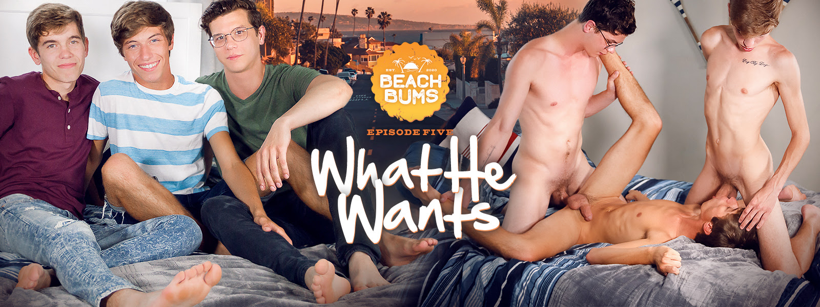 Beach Bums | Ep. 5 What He Wants