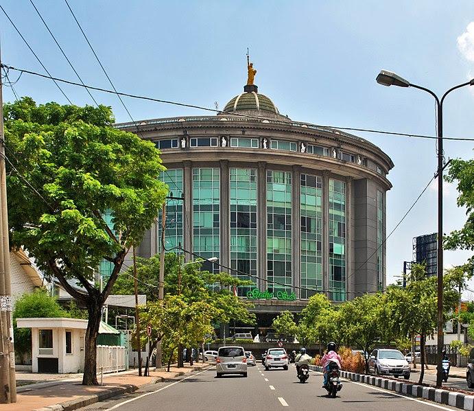 Surabaya, Indonesia. (Wikipedia)