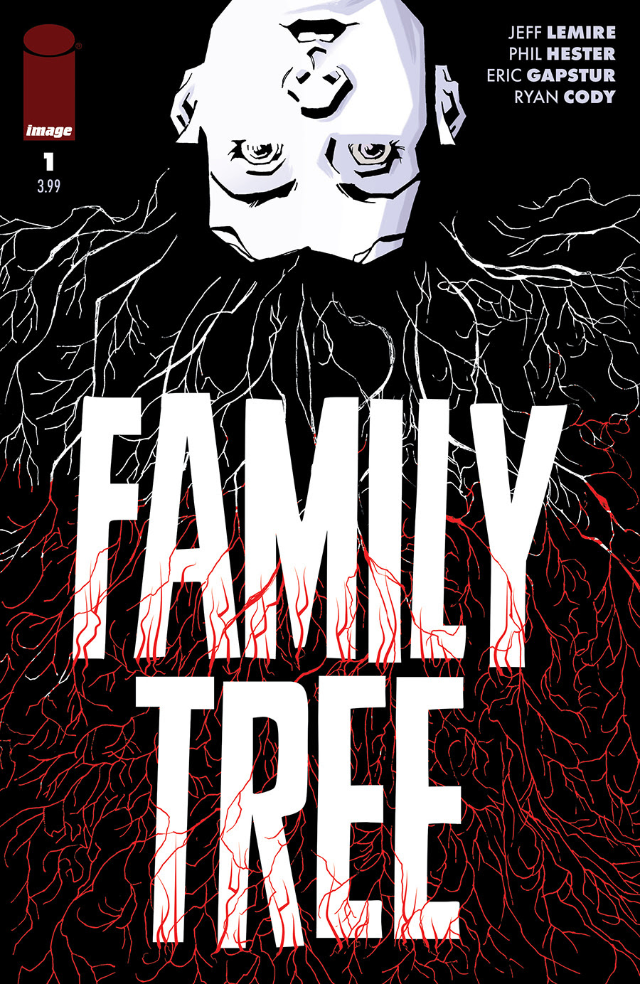 Family Tree, Jeff Lemire and Phil Hester's new series delivers body horror