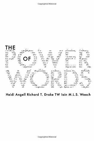The Power of Words by M.L.S. Weech