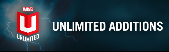 MARVEL UNLIMITED -  UNLIMITED ADDITIONS