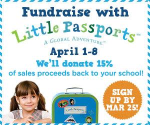 Little Passports Spring Fundraiser