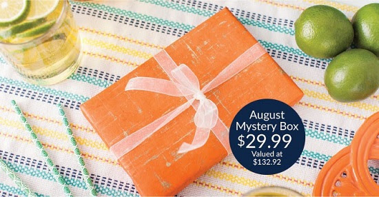 Cricut`s August Mystery Box is...