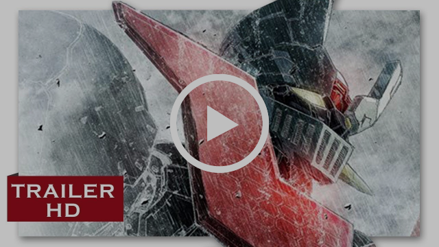 Mazinger Z | Teaser Trailer