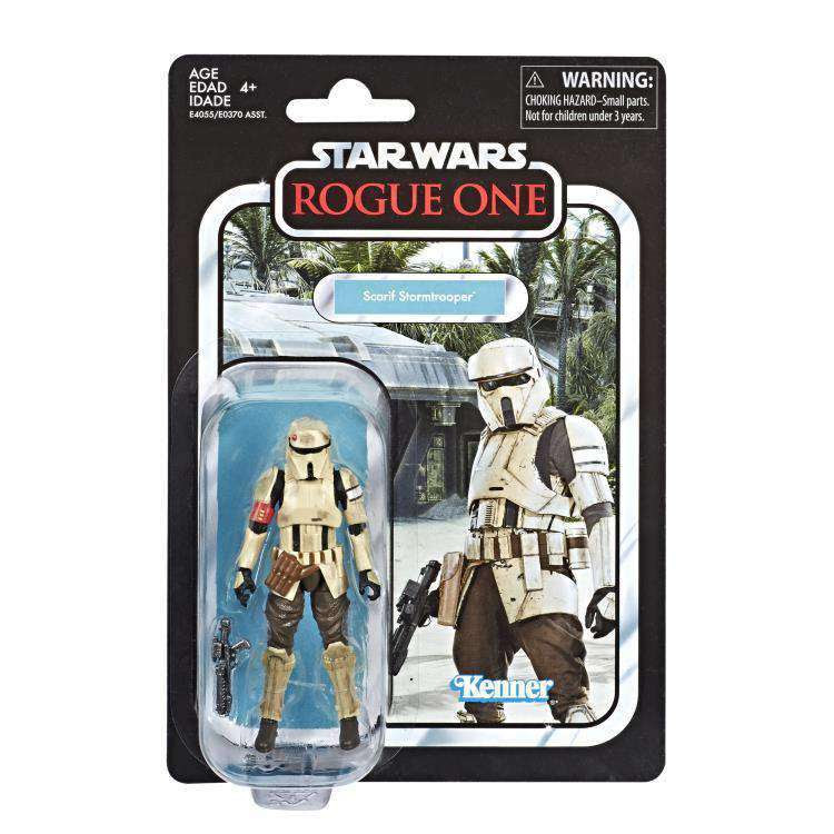 Image of Star Wars: The Vintage Collection Wave 4 - Scarif Stormtrooper (Rogue One: A Star Wars Story)