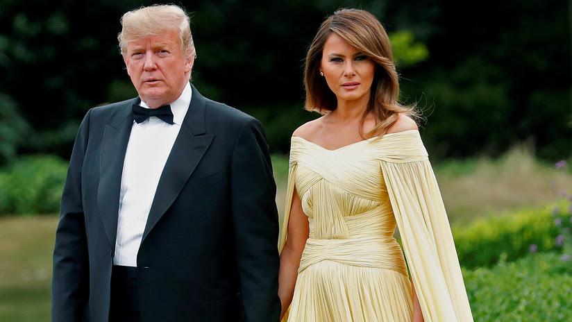 Afirman que Trump cambió todos los muebles elegidos por Melania para la Casa Blanca