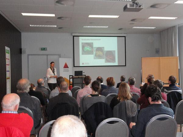 Volle zaal op studiedag Fietsbeleid in Antwerpen, 24 november 2014