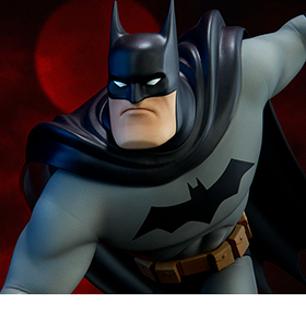 BATMAN: THE ANIMATED SERIES STATUE