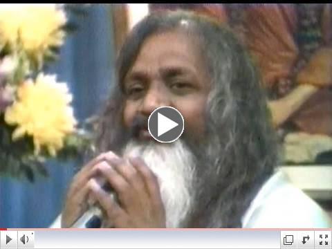 Maharishi on Ideal Relationships