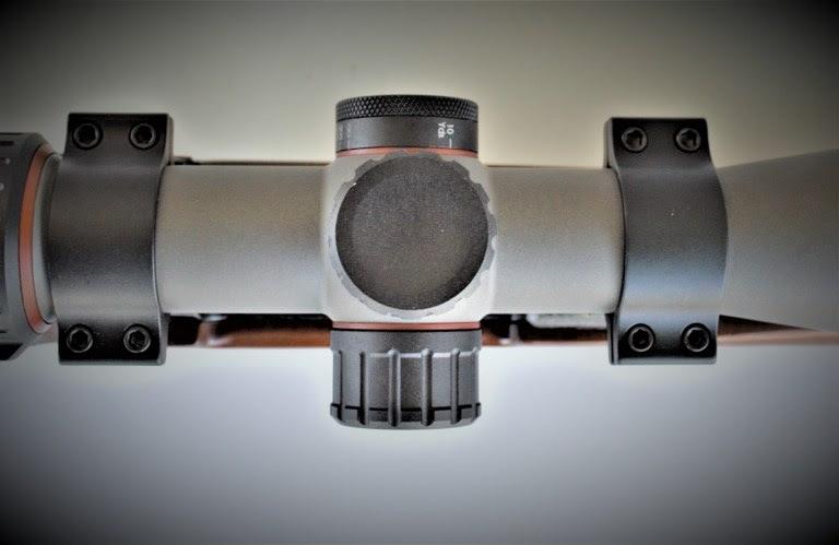 Bushnell Nitro Rifle Scope