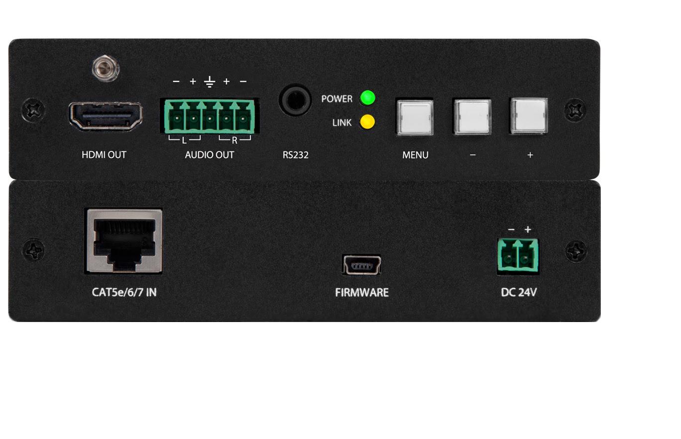 Atlona AT-HDVS-RX HDMI HDBaseT RX Scaler Box