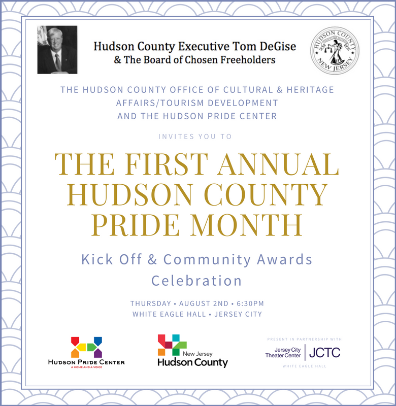 Hudson County Pride Month