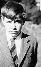 Stephen Hawking Wearing St Albans School Tie